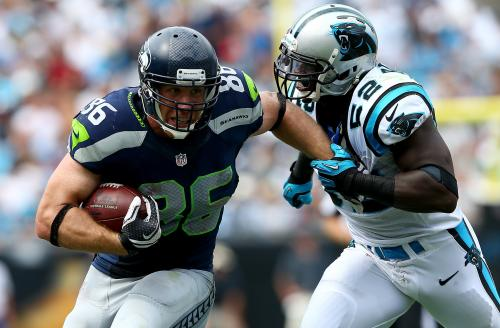 AP NFL Power Rankings A Scramble Behind Seahawks; Panthers Tied 3rd Place With Patriots