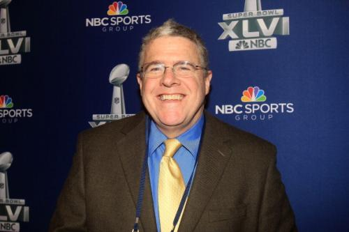 "NBC Sports Peter King: On The N.S.S.A ""Its One Of The Highlights Of My Year"""